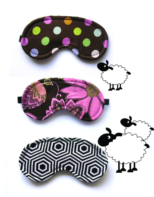 sleep eye mask from oddsnblobs.etsy.com